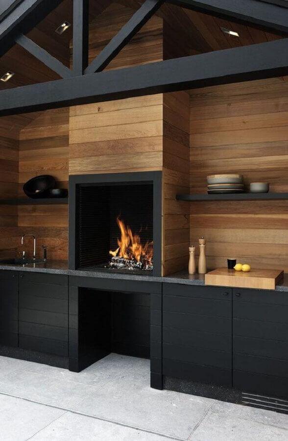 Modelos de churrasqueiras para espaços sofisticados