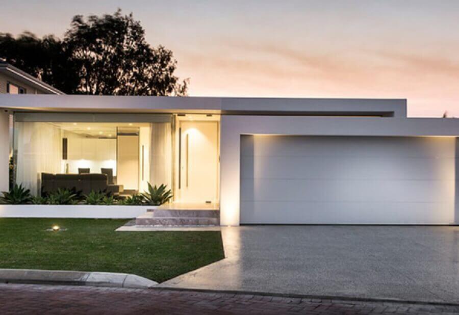 frentes de casas com projetos modernos