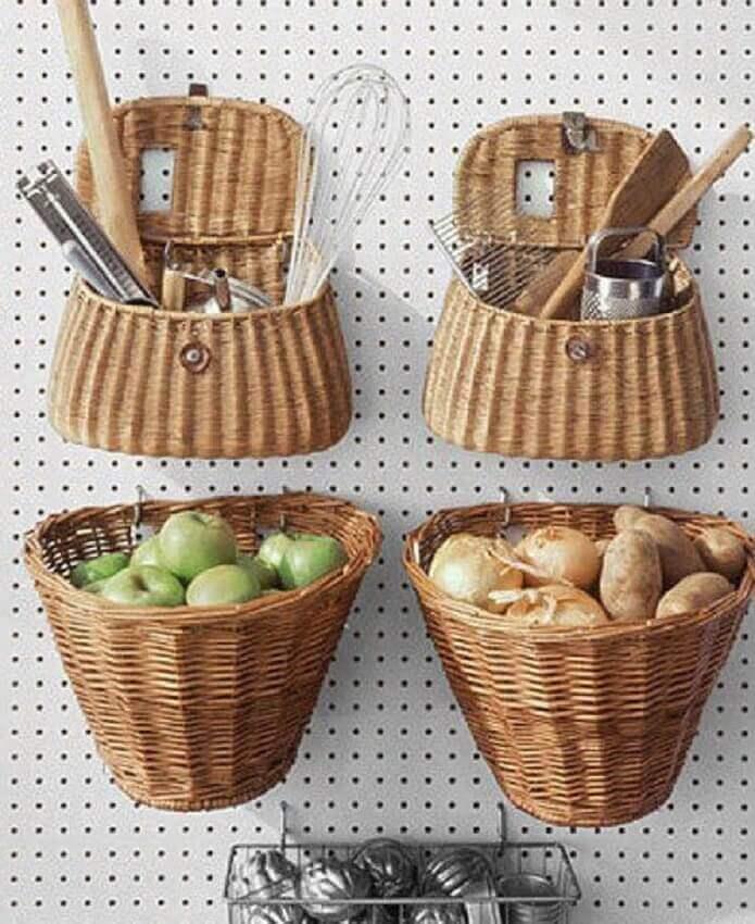 lindo artesanato para cozinha