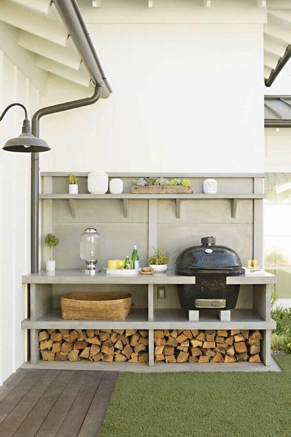 modelos de churrasqueira de ferro com tampa