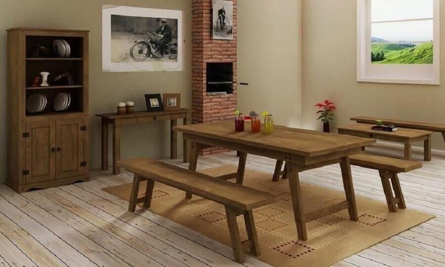 modelos de churrasqueira de tijolo vermelho