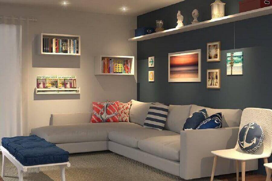 modelos de nichos para sala de estar