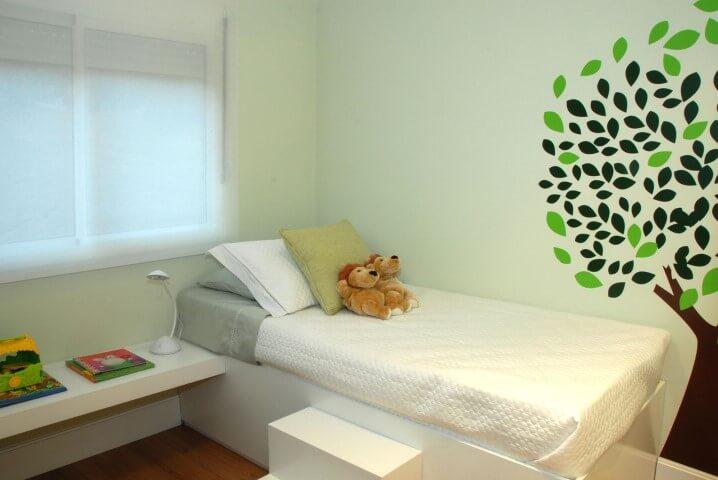 Adesivos de parede para quarto de árvore Projeto de Marel