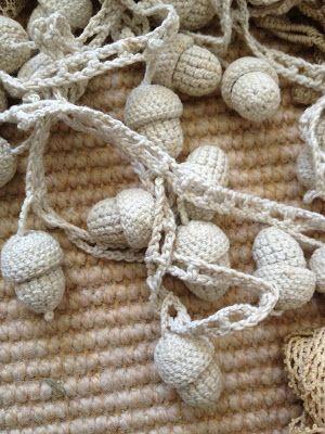 Colcha de crochê com detalhe