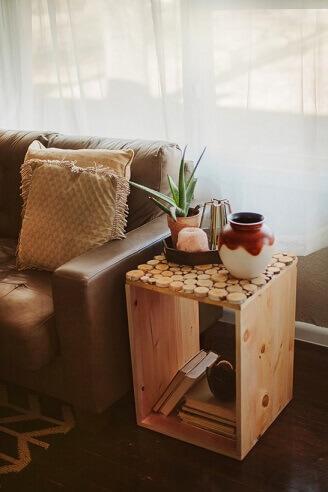 Como fazer nichos de madeira