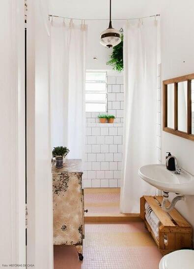 Como fazer nichos no banheiro