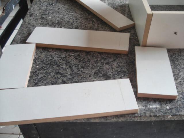 Como fazer nichos reaproveitando gaveta
