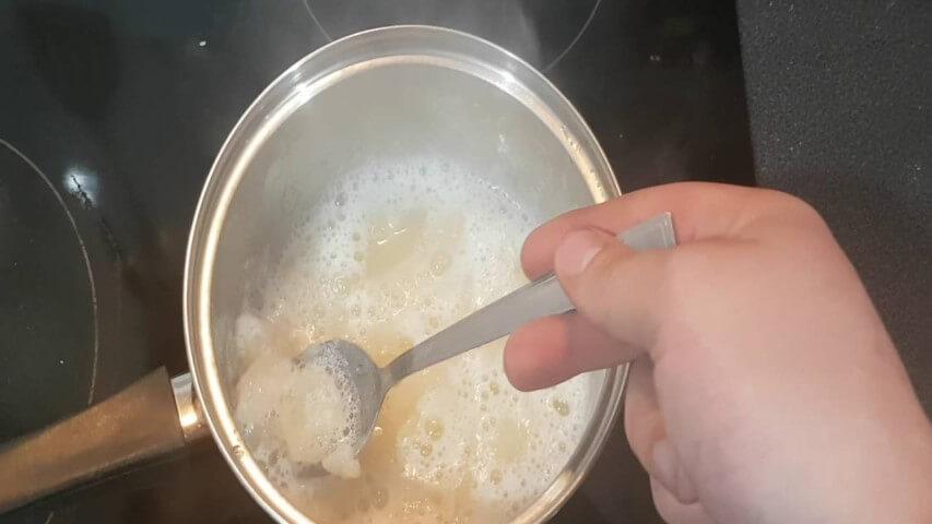 Como fazer sabonete líquido com Dove