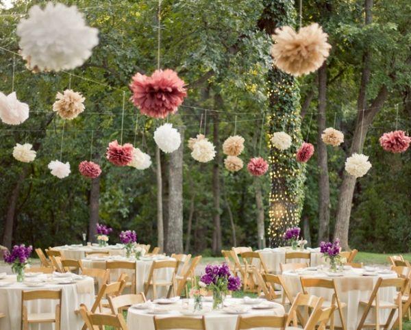 Elementos decorativos para casamentos rústicos