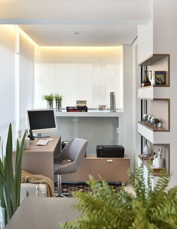 Feng Shui no home office Projeto de Tetriz Arquitetura