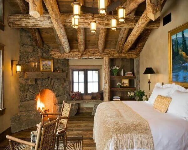 Mans o confira o requinte das mais belas casas luxuosas for Estilo rustico moderno caracteristicas