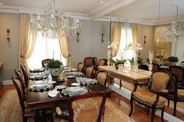 Mesa para sala de jantar XV
