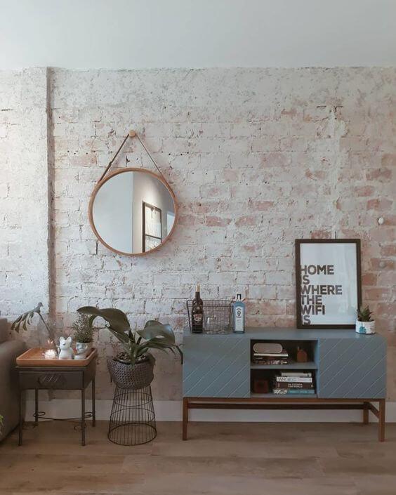 Aparador para sala de estar retrô