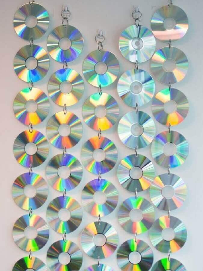 artesanato com CD