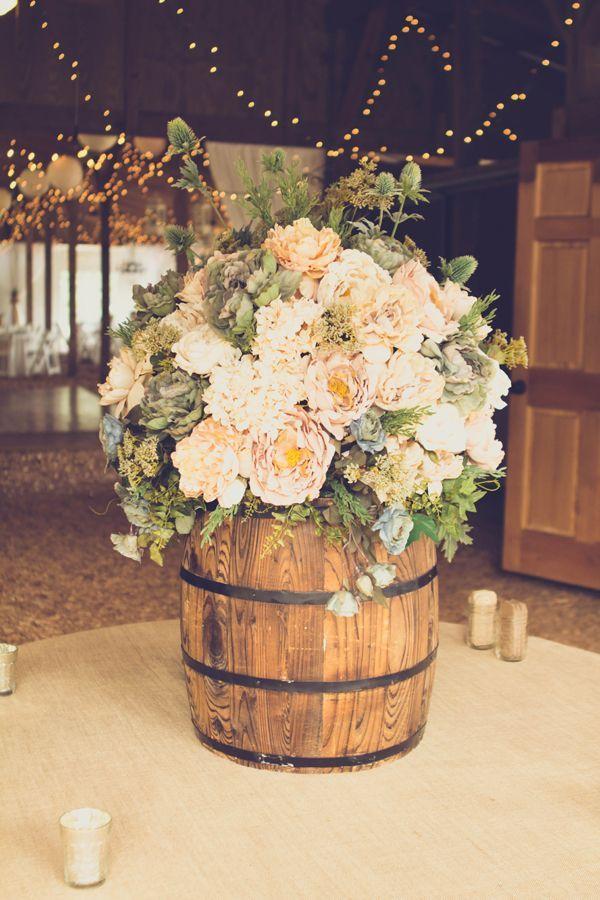 barril casamento rustico