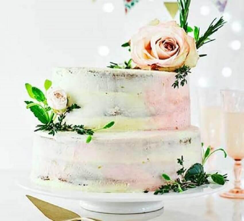 bolo de casamento 2 andares