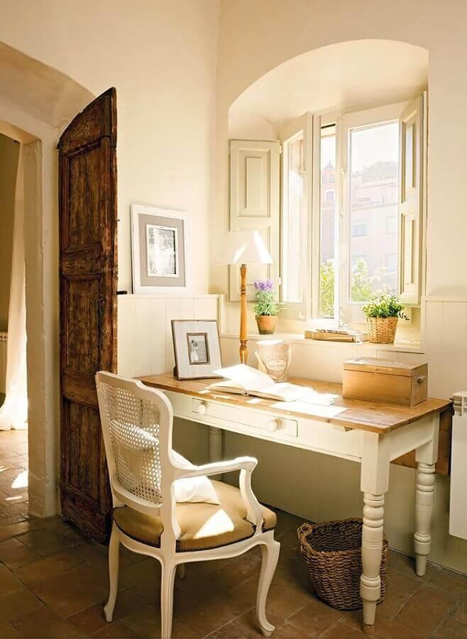 casa com decoração provençal