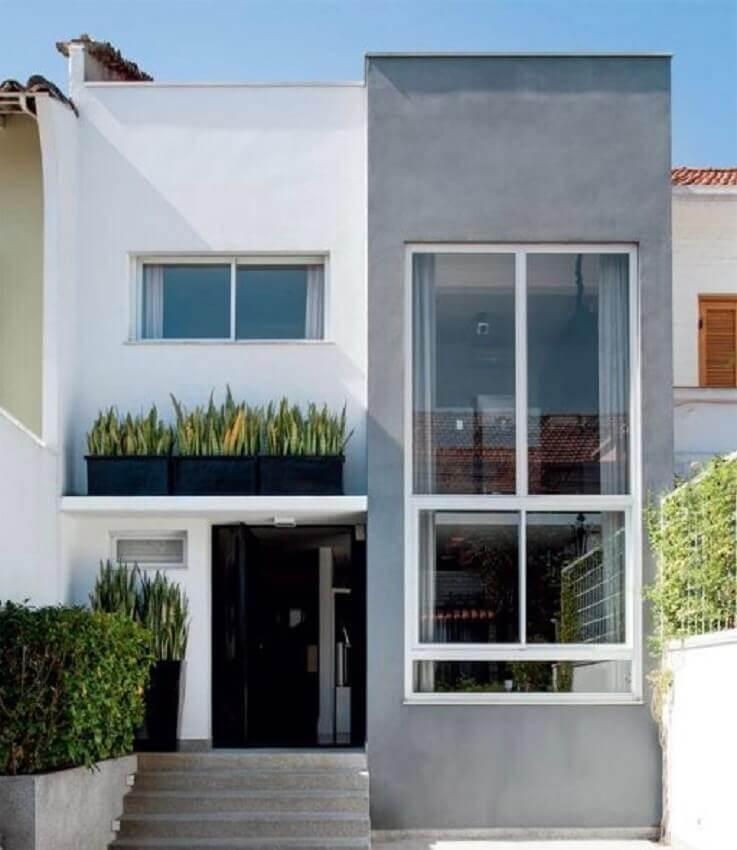 cinza - cores para pintar casa