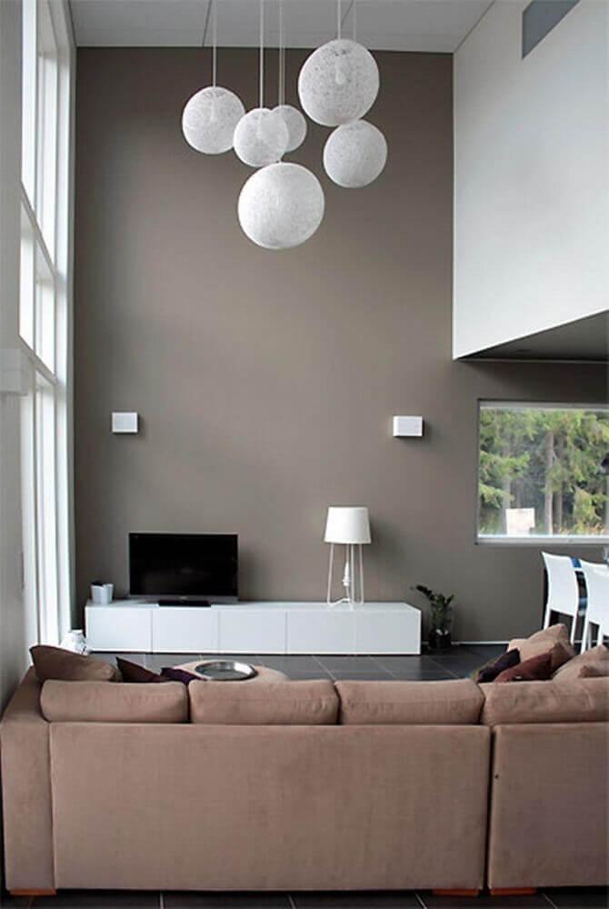 decoração minimalista para casas modernas
