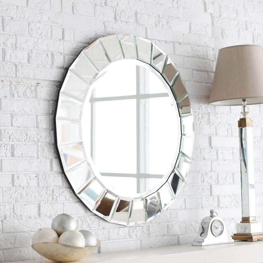 detalhes em espelho bisotado