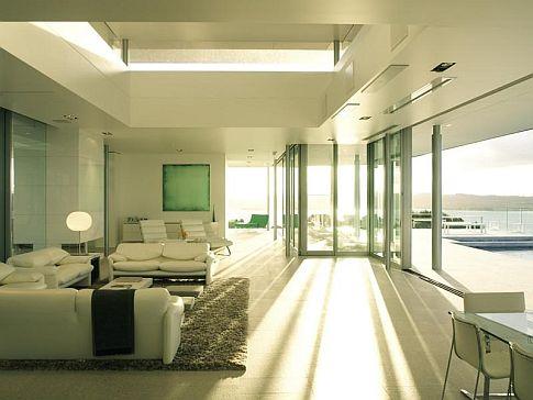 mansão com design diferenciado