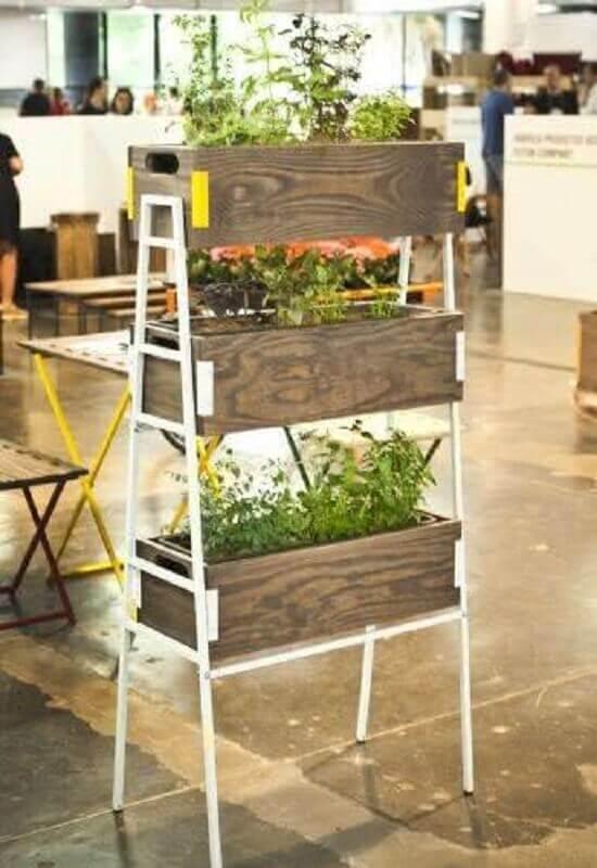modelo de horta para apartamento