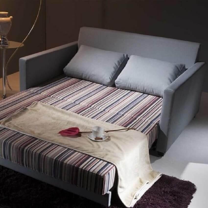 modelo de sofá cama