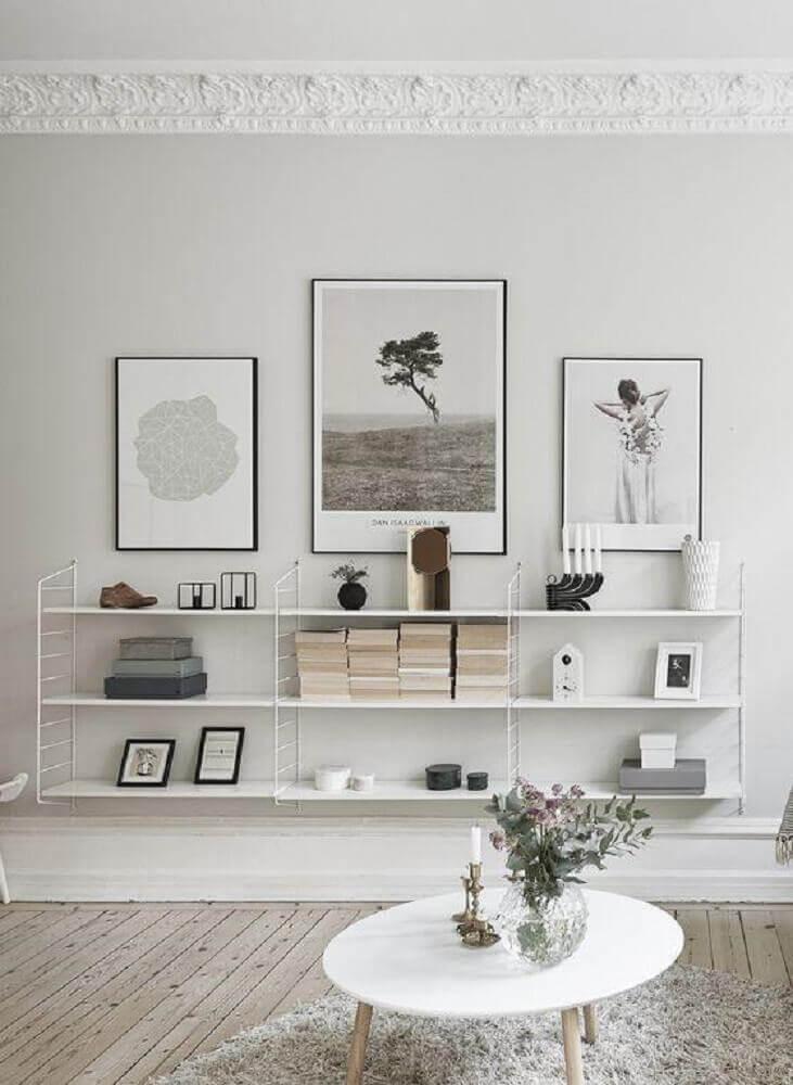 modelos de quadros minimalistas para decoração de casas