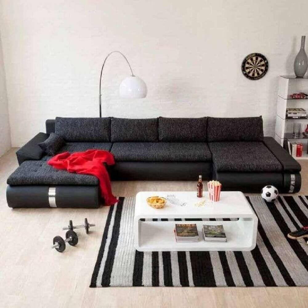 modelos de sofá modernos e confortáveis
