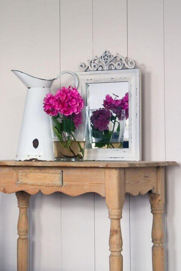 moveis provençal rústico para decoração de casa