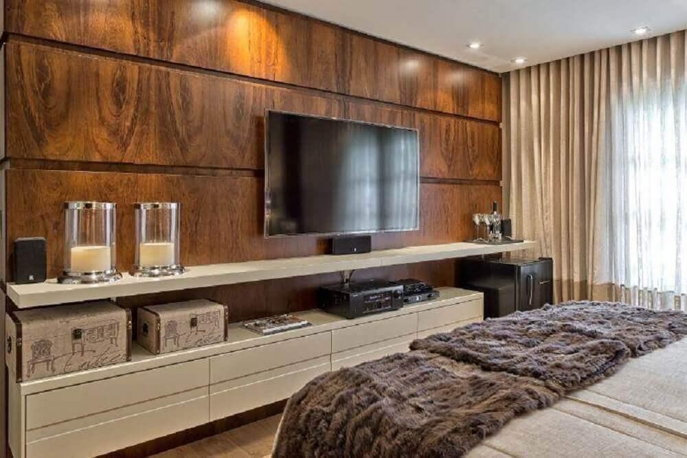 painel para sala de estar