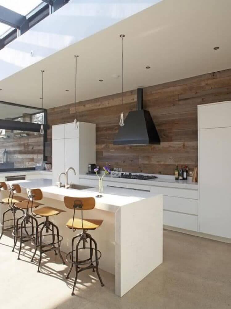 silestone branco para bancada de cozinha