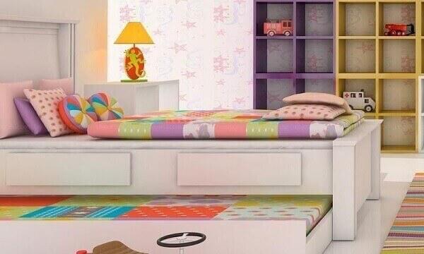 Bicama colorida