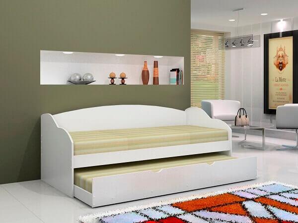 Bicama estilo sofá
