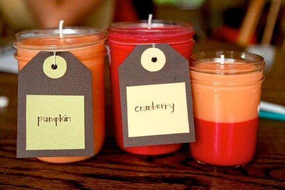 Como fazer velas aromatizadas