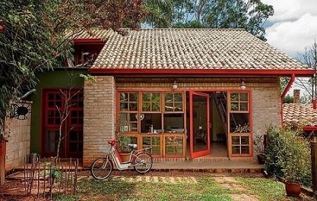 Construção de casas barata