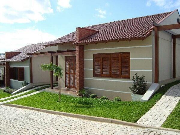 Construção de casas baratas