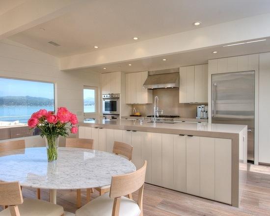 Cores para cozinha branca e bege