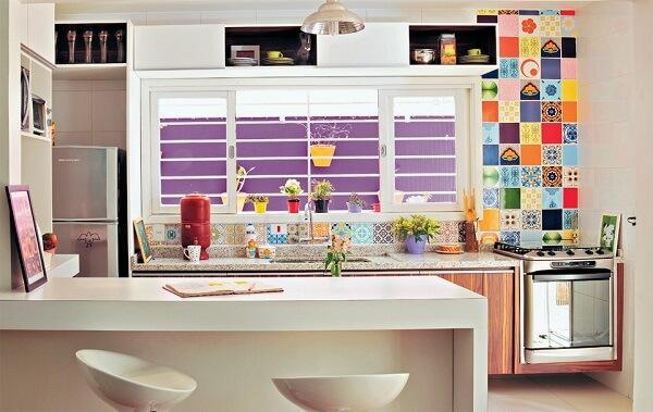 Cores para cozinha coloridas