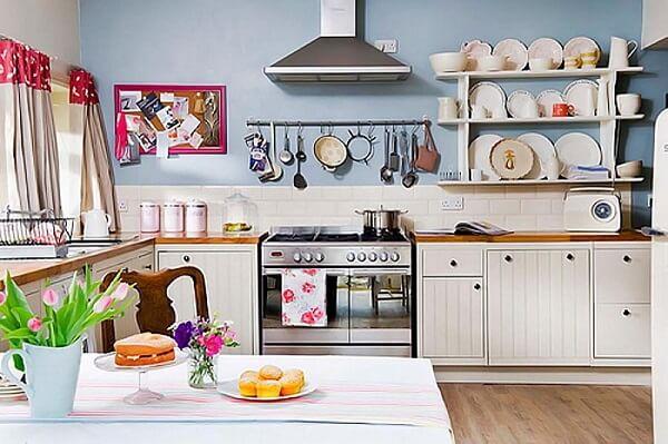 Enfeites para cozinha decorada
