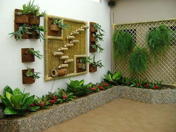 Jardim Vertical MC3 Arquitetura Design de Interiores e Paisagismo