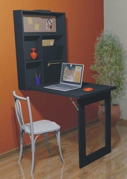 Mesa desmontável para área de home office