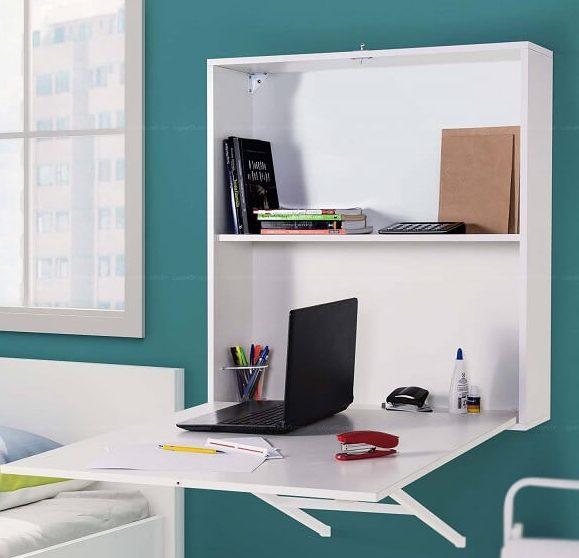 Mesa dobrável para quarto