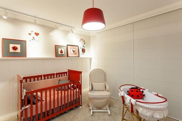 Modelos de berço para bebê