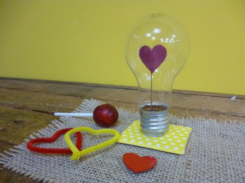 artesanato para presente de dia dos namorados