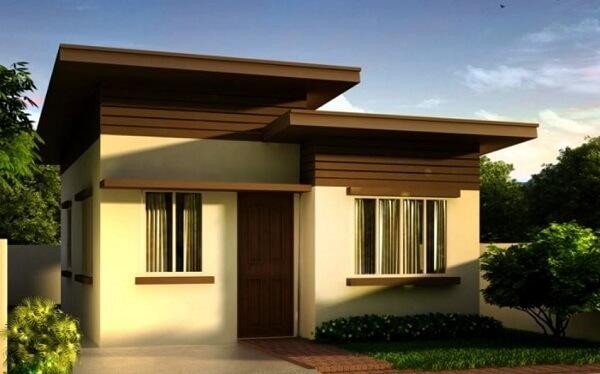 construção de casas economicas