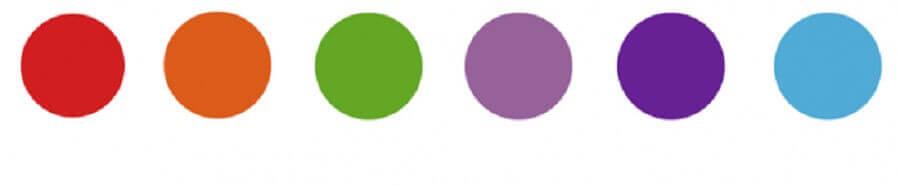 cores para decoração de casamento com tema Alice