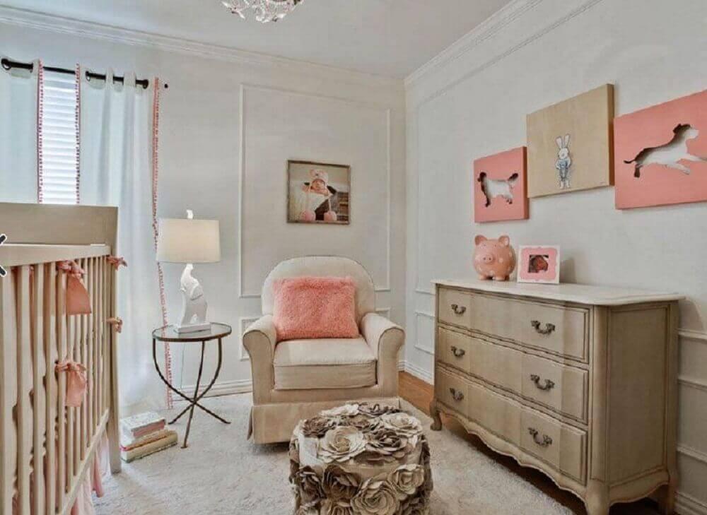 tons neutros para quarto de bebê com cômoda para quarto de bebê