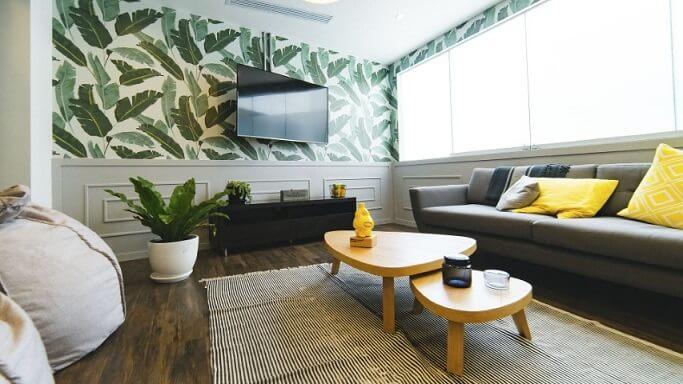 Esquentando ambiente com a decoração
