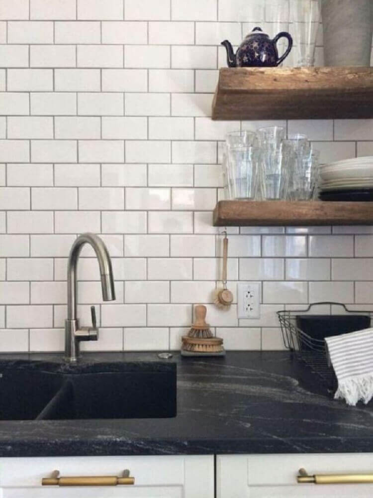 granito via láctea para cozinha